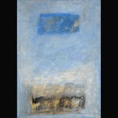 3 CONSCIENCES | 105 x 75 cm |Mixta sobre cartón |2002