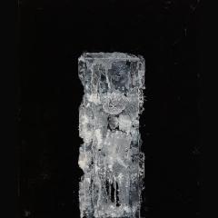 FANG RELIEF | 65 x 54 cm |Mixta sobre tela|2002