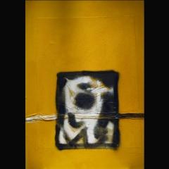 AMPERSAND | 100 x 70 cm | Mixta sobre cartón | 2007