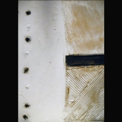 KIKEBWE EVO III | 70 x 50 cm | Mixta sobre cartón | 2007