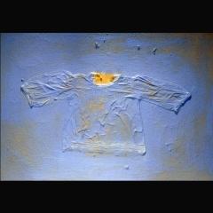 LA MEVA INFANTESA | 70 x 50 cm | Mixta sobre cartón | 2007