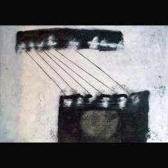 TELAR | 100 x 70 cm | Mixta sobre cartón | 2007