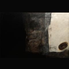 TASSIUS [MONESTIR DE SANT PERE DE RODES] | 130 x 97 cm | Mixta sobre tela| 2008