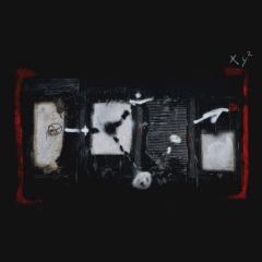 CRÍTICA A LA RAZÓN PURA (KANT) | 92 x 65 cm | Mixta sobre tela|2012