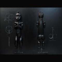 EMERGE & DISAPPEAR | 100 x 75 cm | Mixta sobre tabla | 2012