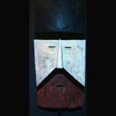 FANG (DECONSTRUCCIÓN) | Alt. 46 cm | Madera y metal | 2012