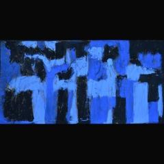 MEDITERRANI | 105 x 75 cm | Mixta sobre cartón y madera |2012