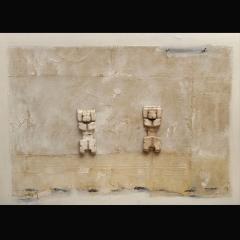 VENUS DE VALDIVIA | 105 x 75 cm | Mixta sobre cartón |2012