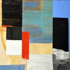 CHABOLA | 75 x 75 cm | Mixta sobre cartón |2013