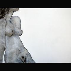 COS DE MAR | 62 x 50 cm | Mixta sobre cartón |2013