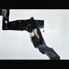 CRISIS | 105 x 75 cm | Mixta sobre cartón |2013