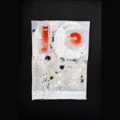 PAISSATGE XINES | 75 x 53 cm | Mixta sobre tela y cartón |2013